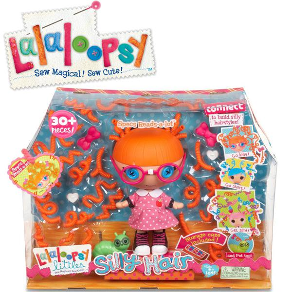 Lalaloopsy Silly Hair Littles Silly Hair Littles